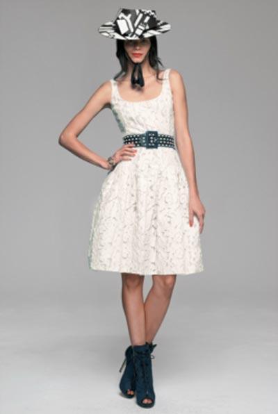 Oscar De La Renta RTW Spring 2012 Women's Dresses (7)
