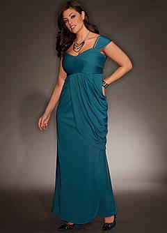 Plus Size evening dresses 2012_1