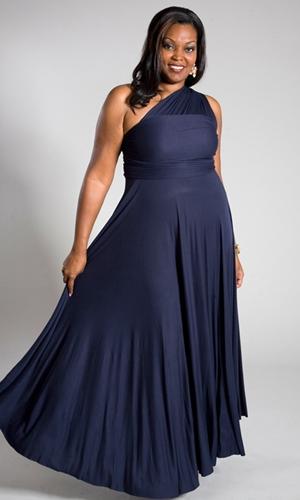 Plus Size evening dresses 2012_4