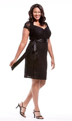 Plus Size evening dresses 2012_5