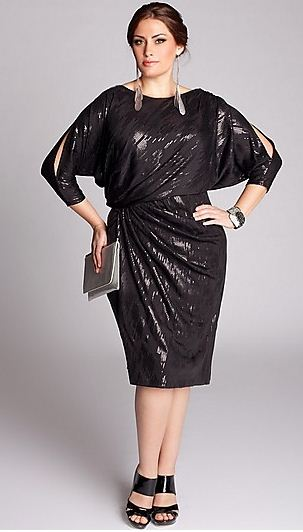 Plus Size evening dresses 2012_7