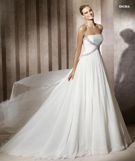 Pronovias Manuel Mota 2012 Bridal Collection  (11)