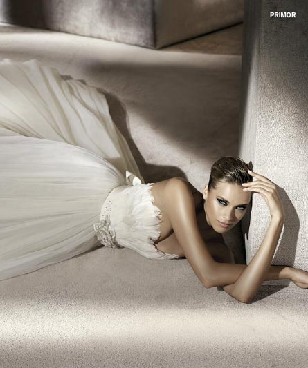 Pronovias Manuel Mota 2012 Bridal Collection  (12)