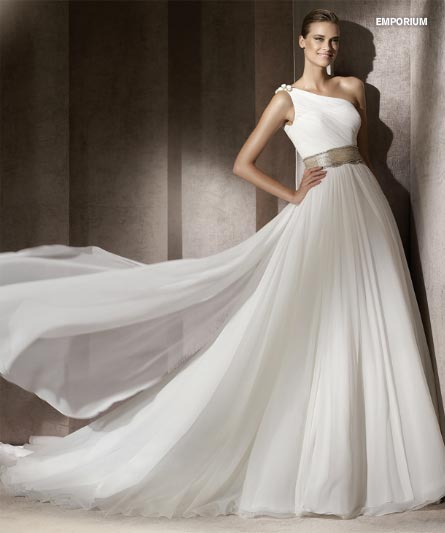 Pronovias Manuel Mota 2012 Bridal Collection  (3)
