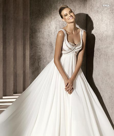 Pronovias Manuel Mota 2012 Bridal Collection  (4)