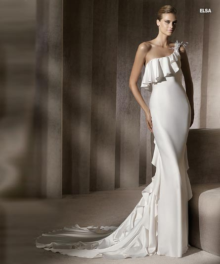 Pronovias Manuel Mota 2012 Bridal Collection  (6)