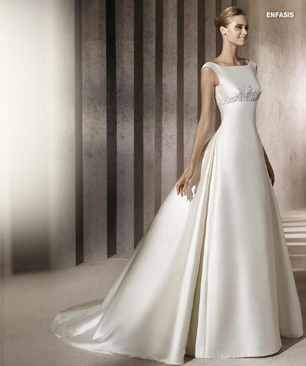 Pronovias Manuel Mota 2012 Bridal Collection  (7)