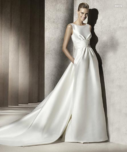 Pronovias Manuel Mota 2012 Bridal Collection  (8)