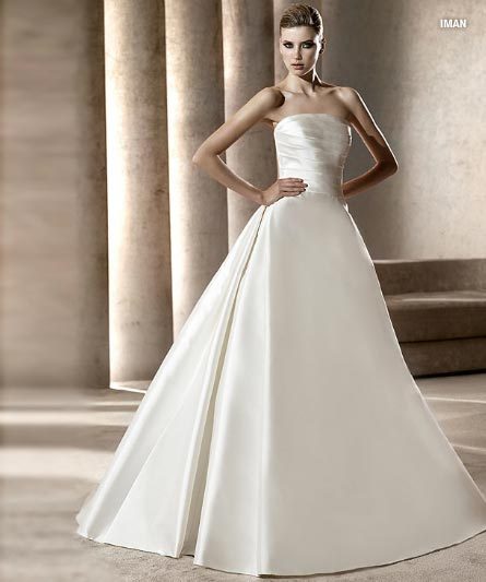 Pronovias Manuel Mota 2012 Bridal Collection  (9)
