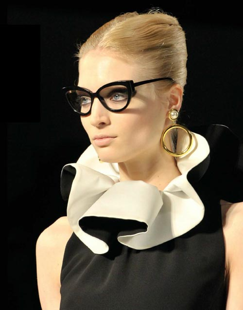 Sunglasses Fashion Trends for Spring  Summer 2012 (3)