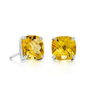 Tiffany Sparklers Citrine earrings