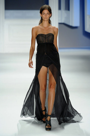 Vera Wang Spring 2012 Women's ready to wear Collection (2)