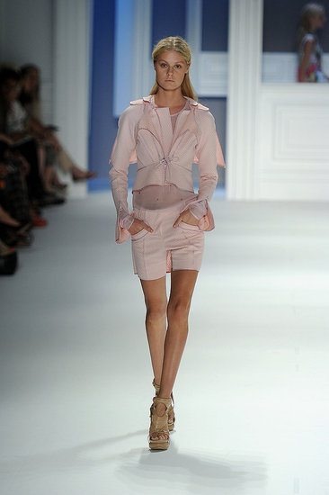 Vera Wang Spring 2012 Women's ready to wear Collection (7)