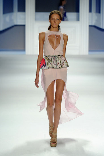 Vera Wang Spring 2012 Women's ready to wear Collection (8)