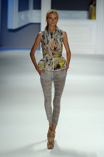 Vera Wang Spring 2012 Women's ready to wear Collection (9)