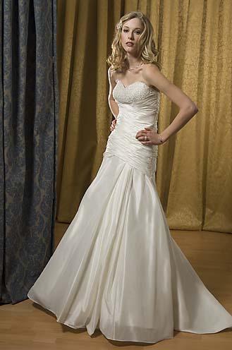 Alfred Sung Bridal Dresses-2011
