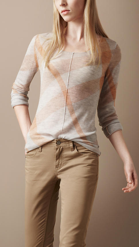 burberry sweaters for women fashion 2012