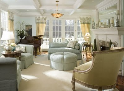Top Livingroom Decorations: Vintage Style Living Room