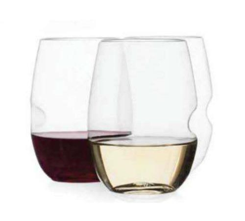 Interior design - Govino unbreakable wine glasses are shatterproof