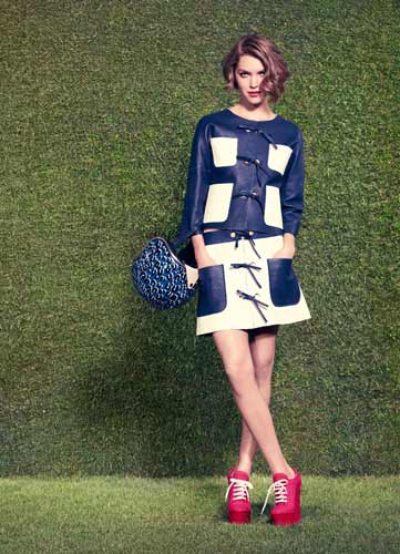 Louis Vuitton 2012 Cruise Collection Lookbook (2)