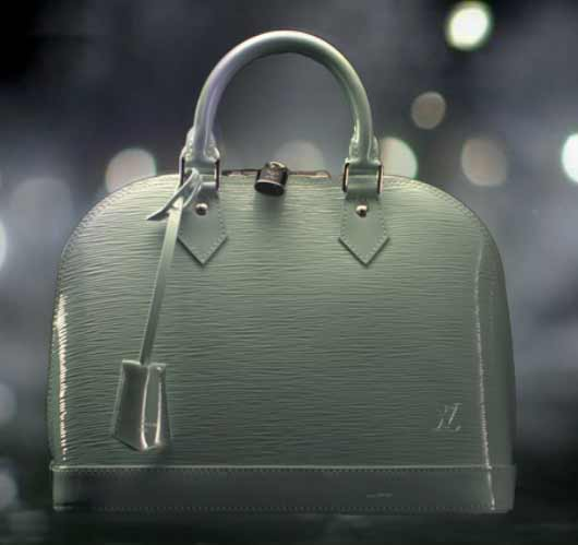 Louis Vuitton Handbags Celebrates Colors Amande electric