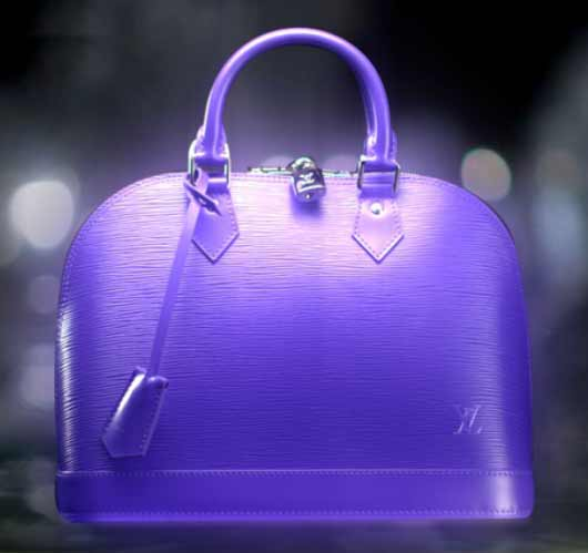 Louis Vuitton Handbags Celebrates Colors Figue