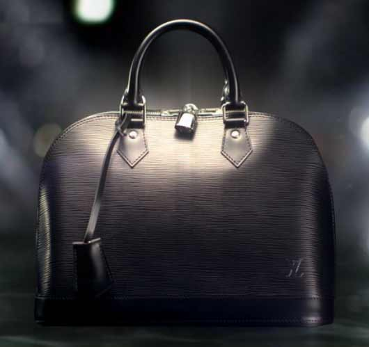 Louis Vuitton Handbags Celebrates Colors Noir
