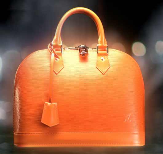 Louis Vuitton Handbags Celebrates Colors Pemint