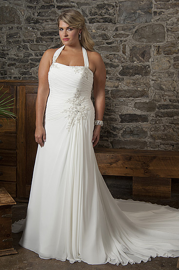 Plus Size Wedding Dresses by Callista (4)