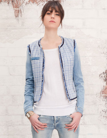 Stradivarius Jackets For Women_4