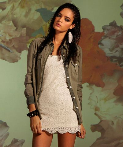 Stradivarius Lookbook March 2012