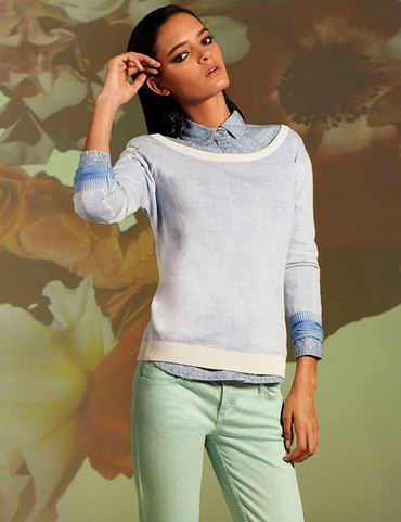 Stradivarius Lookbook March 2012_3