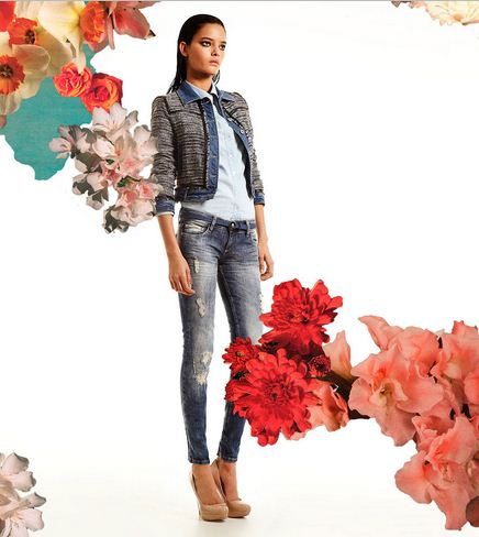 Stradivarius Lookbook March 2012_5