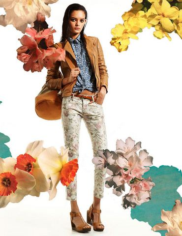 Stradivarius Lookbook March 2012_9