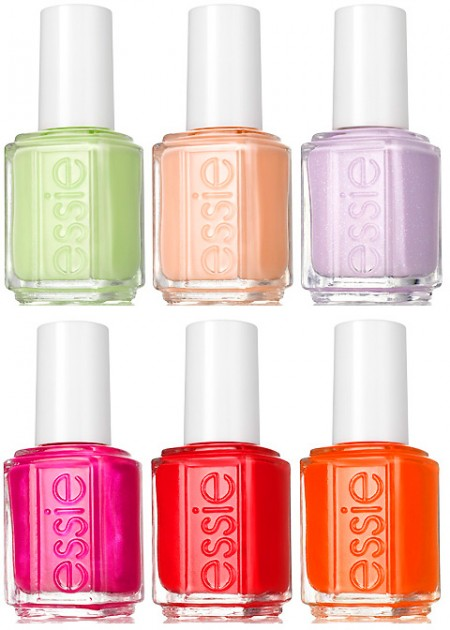 essie summer 2012 collection
