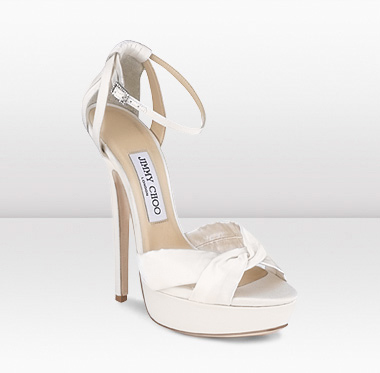 jimmy choo bridal shoes summer 2012