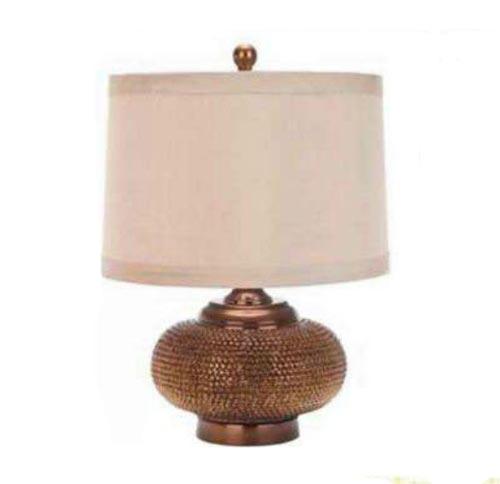 Interior design - Alexis Lamp with geneva hard shade