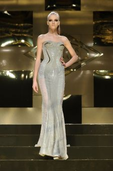 versace evening dresses 2012