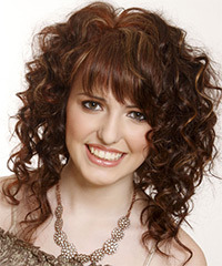 Curly Hairstyles 2012 - Curly Hair Cuts