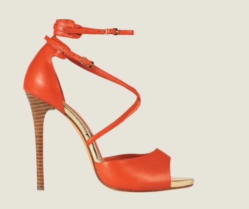 Elie Saab Sandals Spring Summer 2012