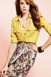 Fashion 2012 Trends-Spring Fashion 2012-Monsoon-Shirt