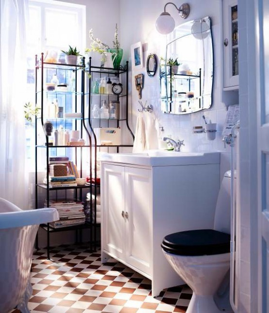 IKEA Bathroom Design Ideas 2012