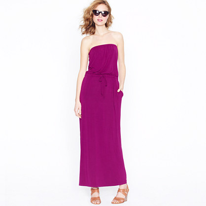 Jcrew Long Maxi Dresses-Amie maxi dress