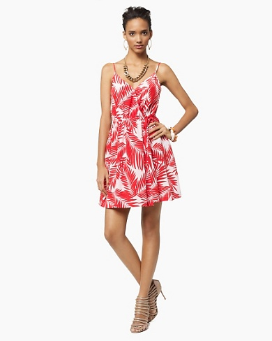 Juicy Couture Short Dresses 2012-Easy Summer Silk Dress-2