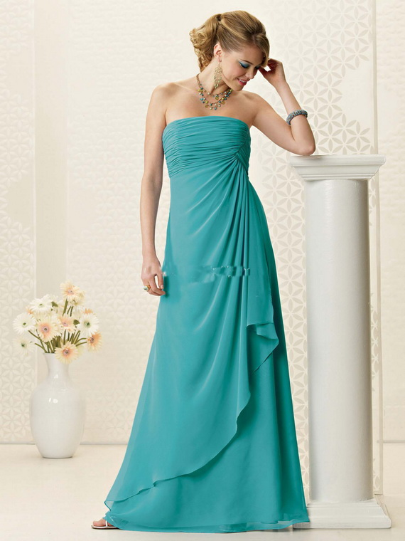 Long bridesmaid dresses (6)