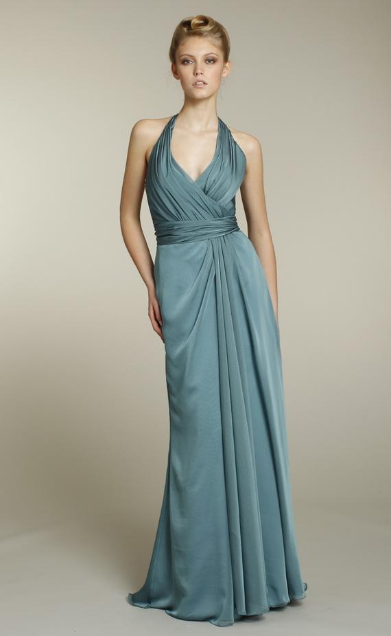 Long bridesmaid dresses (7)