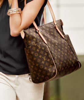 Louis Vuitton Tote Bags  (1)