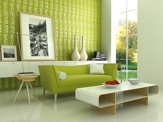 Modern Living Room Interior Designs 2012 (1)