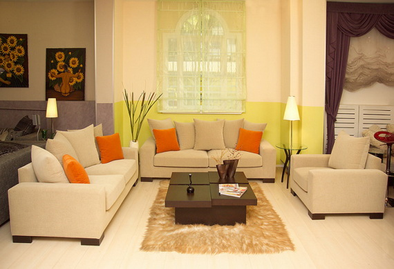 Modern Living Room Interior Designs 2012 (2)