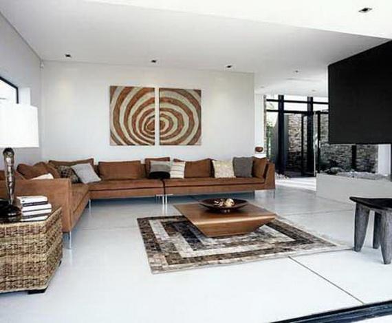 Modern Living Room Interior Designs 2012 (3)